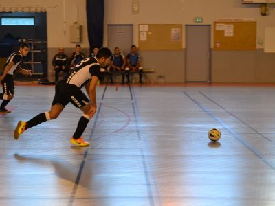 Photos Futsal Lac d'Annecy contre FC Picasso Echirolles 2 - 07