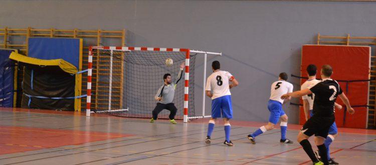Photo équipe réserve Futsal Lac d'Annecy