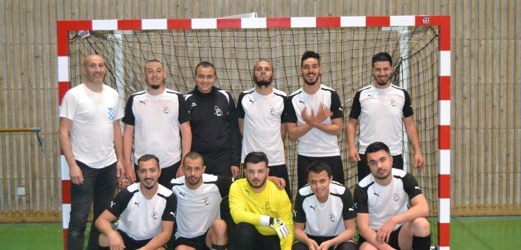 Gremio Futsal 2 face au Futsal Lac d'Annecy 2
