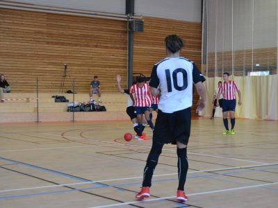 Photo 3 - Beaujolais Azergues face au Futsal Lac d'Annecy