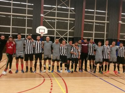 Futsal Lac Annecy 3 contre As Odyssee 2