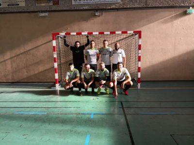 Equipe 2018 - Futsal Annecy